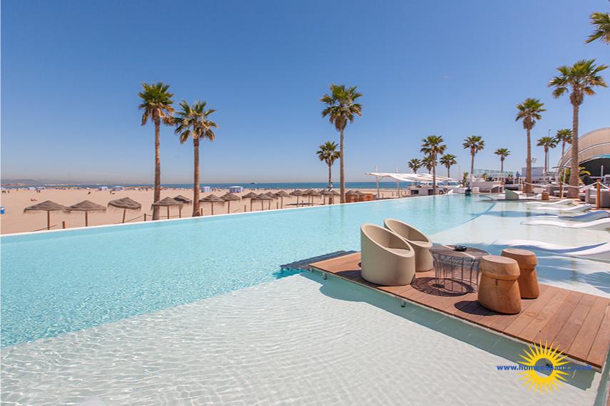 Marina Beach pool - Valencia Property