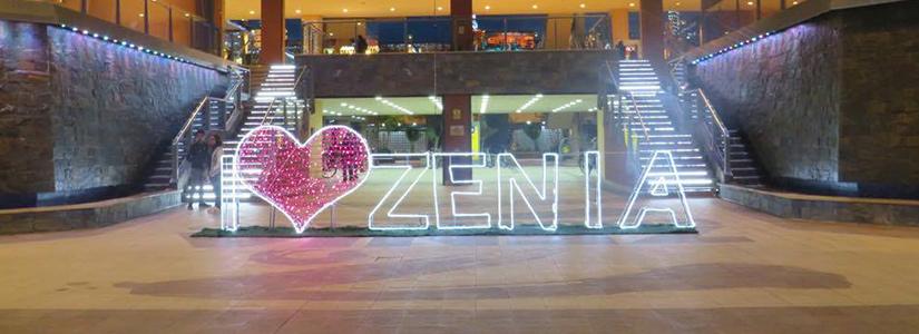 Christmas in La Zenia