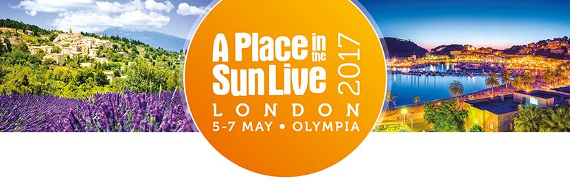 A Place in the Sun Live - HomeEspaña
