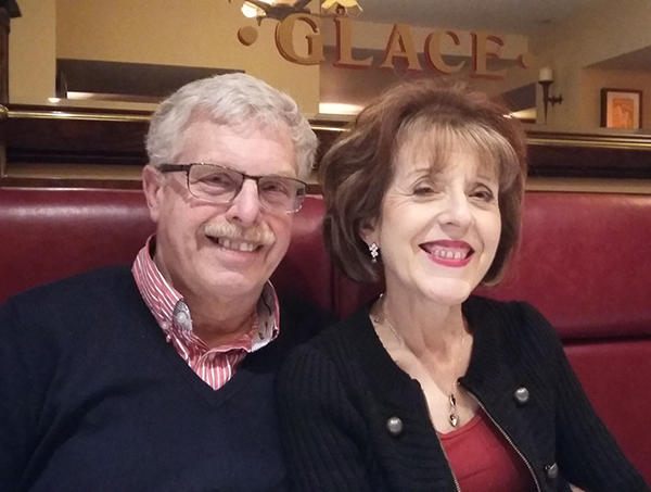 John and Sue Deane