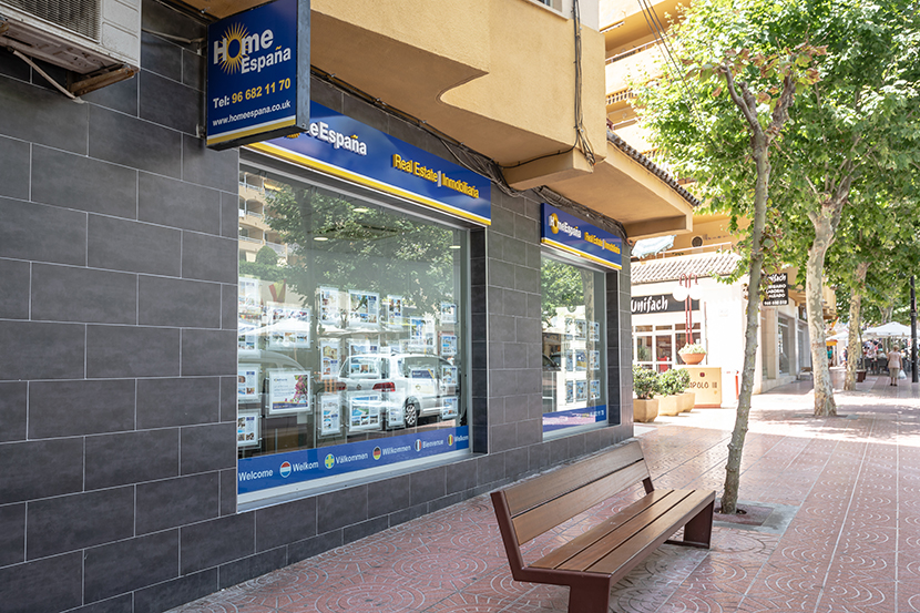 New Calpe Office now open